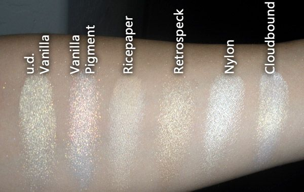 #SEPHORA / MAC :: I really want the Urban Decay Vanilla, MAC Ricepaper, Retrospect & Nylon...shoot! I'll take 'em all!
