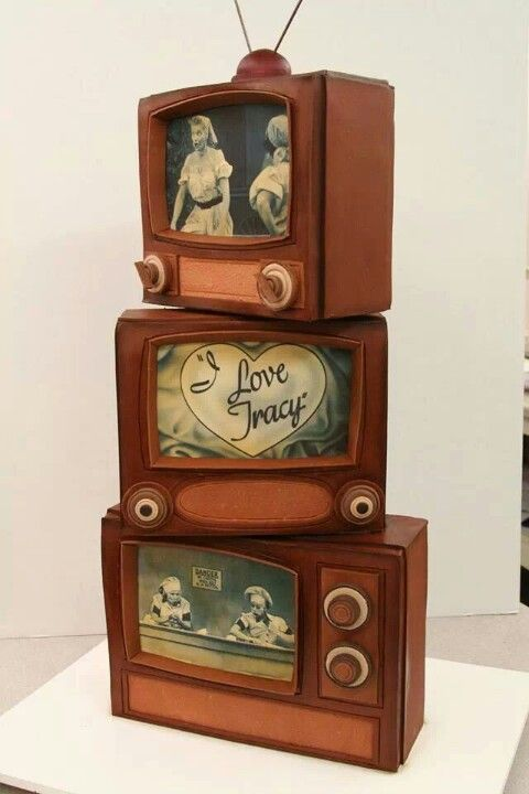 Mike's Amazing cakes. OMG my all time favorite old school TV show of all time!! Grew up in the 70's watching every episode!! I LOVE LUCY!!