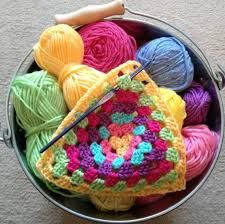 Image result for crochet bunting flags pattern