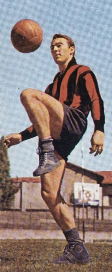 Jimmy Greaves, Milan, 1967.