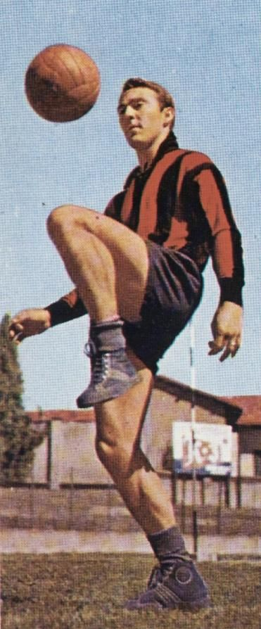 Jimmy Greaves, Milan, 1967.