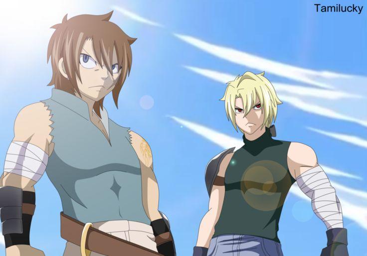(Haruka Brothers) - Kaiser and Bastian by TamiluckyChan