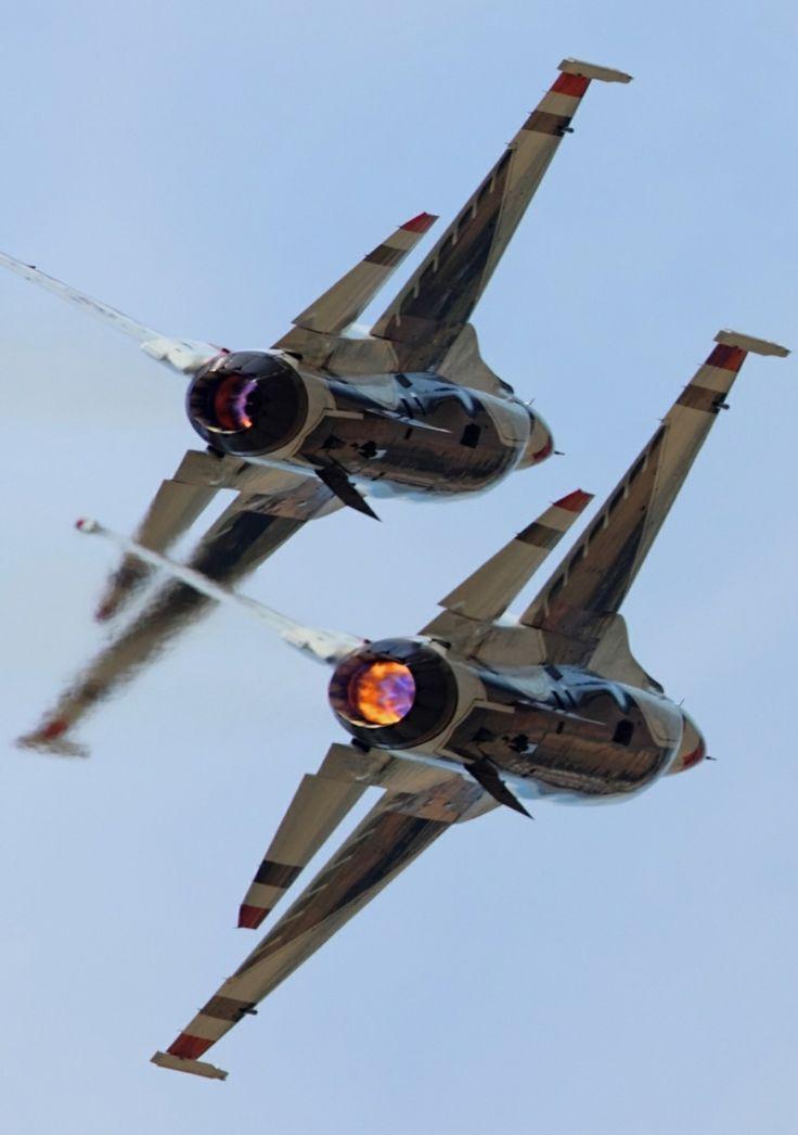 F-16 Thunderbird's