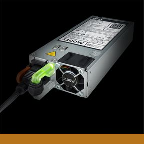 Dell Enterprise 12G Power Supply Unit | The Dell PowerEdge PSU is a reconceived power supply unit that can be used in multiple Dell server-class products | Design team: Experience Design Group of Dell Inc. | IDEA 2013 Bronze