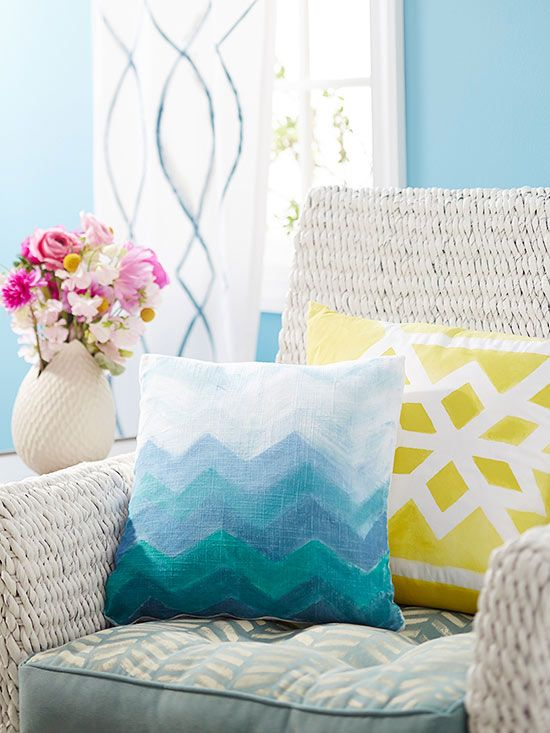 11 Clever Ways To Paint Furniture Furniture Blue