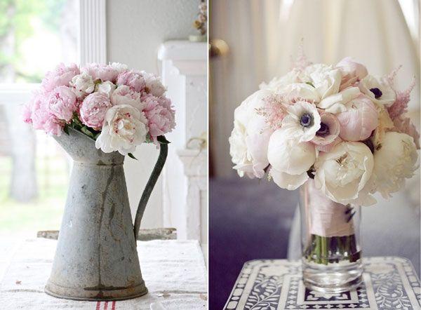 166 best images about fleurs mariage on pinterest for Bouquet fleurs blanches
