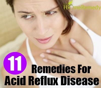 Natural Remedies For Acid Reflux Disease