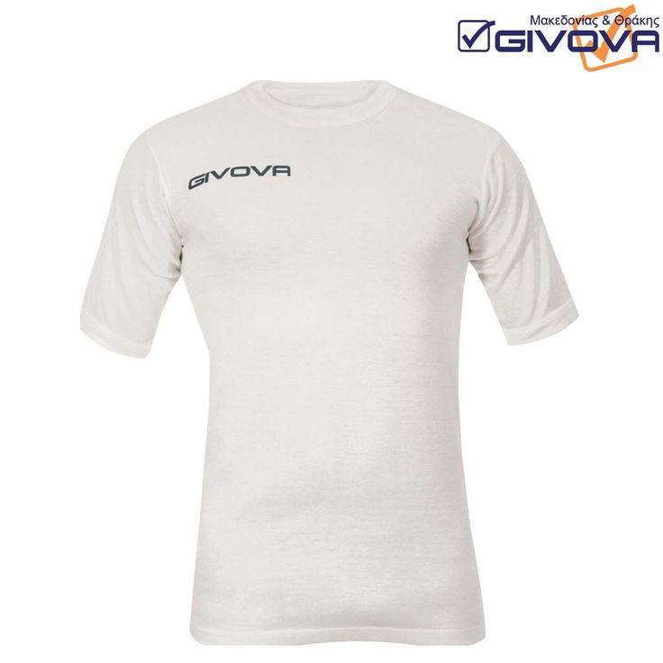 Maglia Intima M/C Κοντομάνικο ισοθερμικό «κολλητό» εσώρουχο-μπλουζάκι. Μάλλινο εξωτερικά με τυπωμένο λογότυπο και 100% βαμβακερό εσωτερικά.