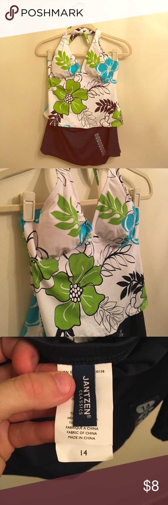 🦋$8🦋 💥NEW💥 2 Piece Tankini Bathing Suit Price firm unless bundled.  Reasonable bundle offers welcome. Swim Bikinis