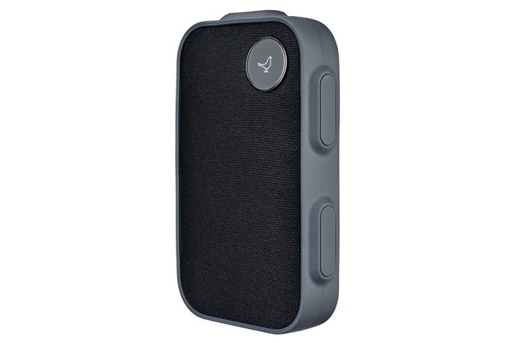 Easy to move around with a convenient carrying handle and up to 12 hours of battery life