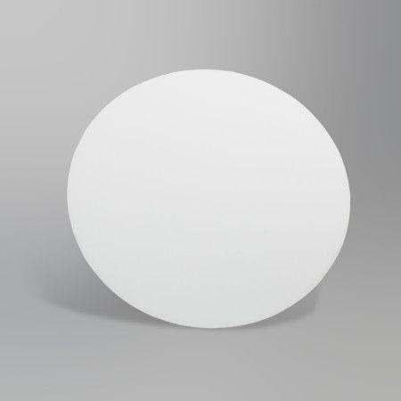 Elegant  Blende cm PVC Wei e PVC Blende f r unsere Schirme mit cm Durchmesser Die Blende sorgt f r gleichm ige Verteilung des Lichts im Raum und sie dient