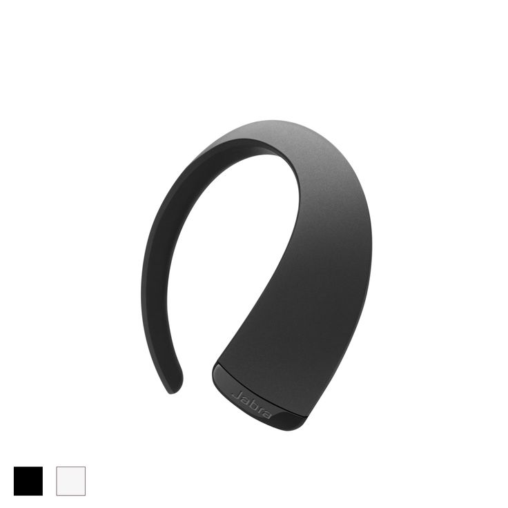 The Bluetooth headset, Jabra Stone3, sounds great, feels great and looks great. The comfortable high-end headset is available in black or white.