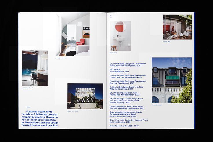 Print designed by Studio Hi Ho for Neometro and their property development Nine Smith Street