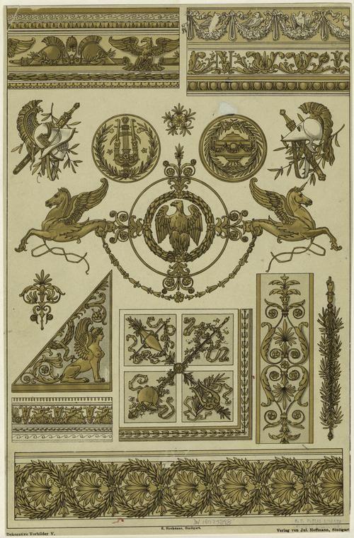 Empire style designs