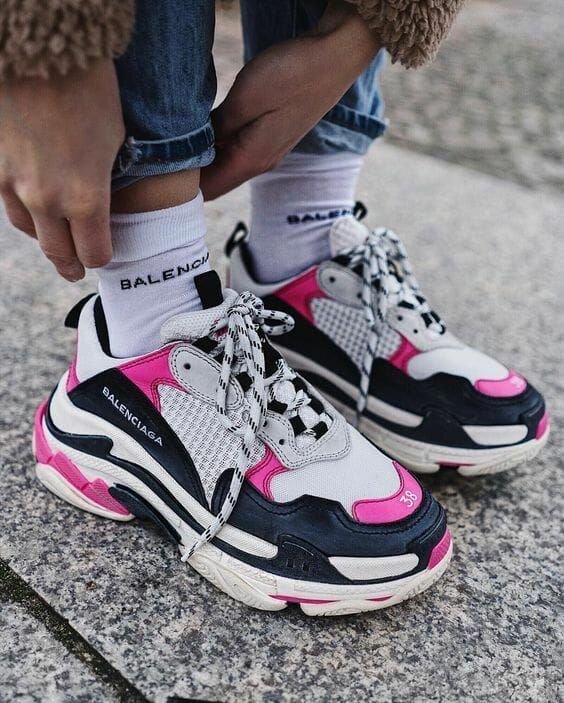 5bea82a826 The BEST Balenciaga Dupes - Get The Iconic Triple S Dupe For Under $80!