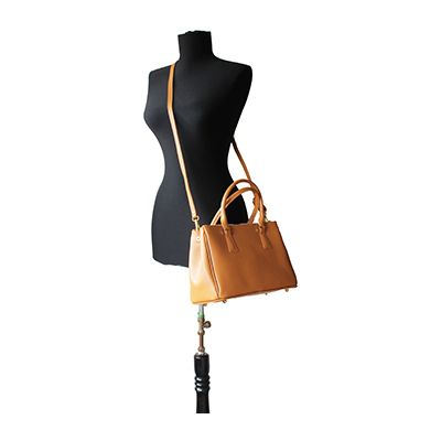 Tan Leather Bowler Handbag - Down to £49.99 from £59.99