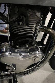 OldMotoDude: 1970 Norton Mercury for sale at the 2017 Mecum Las Vegas Motorcycle Auction
