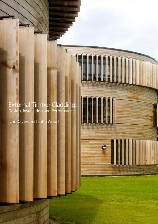 Façades Confidential: External timber cladding: the book