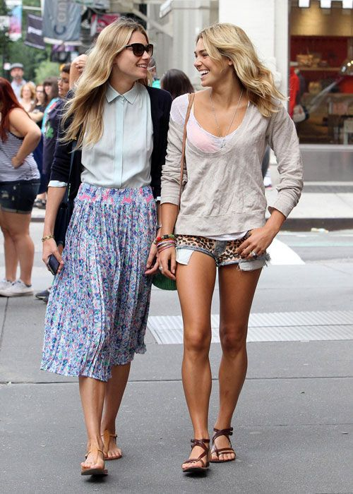 110 Best Jessica Hart Style Images On Pinterest Photography Casual Chic And Fashion Beauty