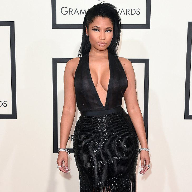 """Is Nicki Minaj Pregnant? Watch the Rapper Call Meek Mill Her """"Baby Father"""""""