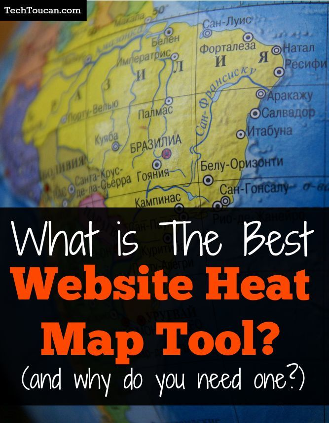 The Best Website Heat Map Tools Crazyegg Vs Clicktale And Other Alternatives