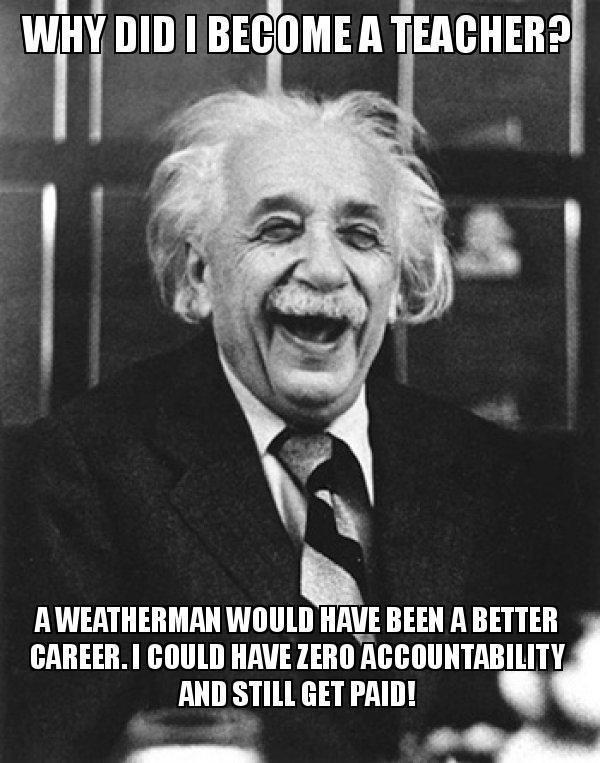 Make A Magnificent Classroom Meme Be Your Best Teacher Physics Humor Teacher Memes Teacher Humor