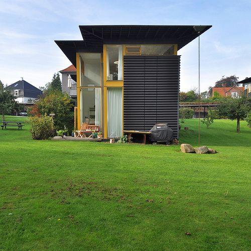 tegnestuen vandkunsten, birkerød søhuse housing, birkerød, copenhagen 1994-1995