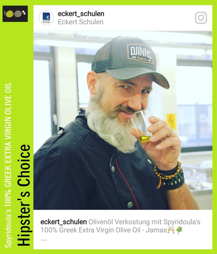 Hipster's Choice - Florian, angehender Küchenmeister IHK, Hotelfachschule der Eckert Schulen in Regenstauf
