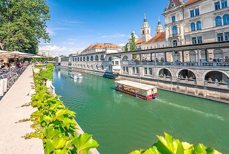 Ljubljana, Slovenien #ljubljana #slovenien #resa #semester