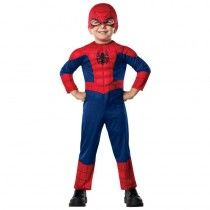 Ultimate SpiderMan Costume (12-18 Months)