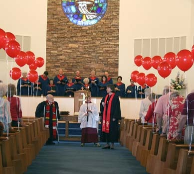 benediction pentecost sunday
