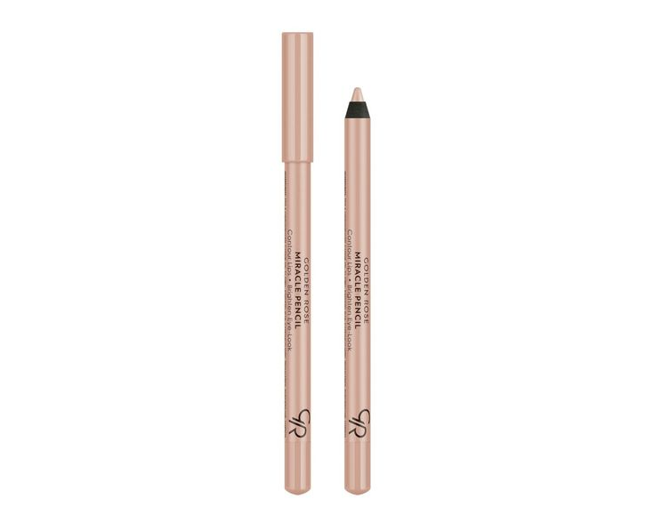 Miracle Pencil - Wielofunkcyjna kredka do ust i oczu Miracle - Golden Rose
