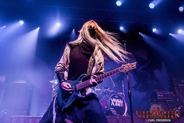 Twilight Force ⚫ Photo by Carl Frederick ⚫ ProgPower USA 2017 ⚫ #TwilightForce #Aerendir #elf #woodelf #guitar #guitarist #larp #elvenears #music #metal #concert #gig #musician #band #artist #celebrity #Sweden #Swedish #Powermetal #dragon #live #concertphotography #Nuclearblast #トワイライトフォース