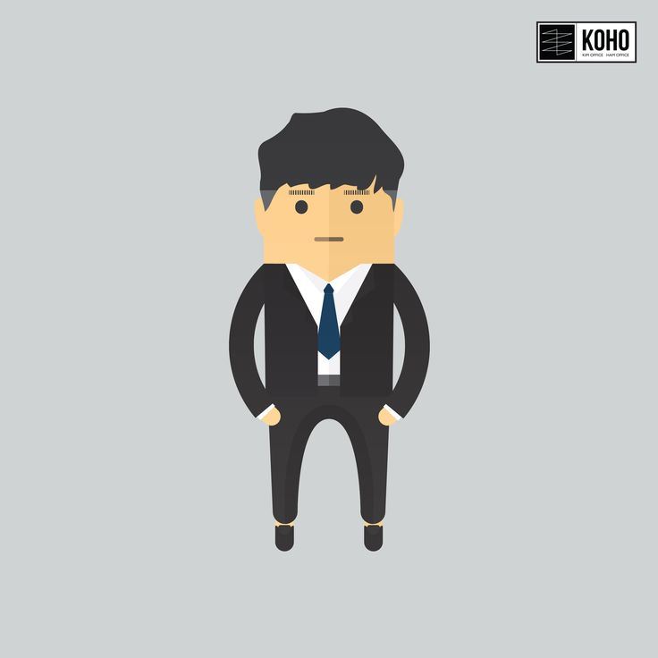 ____________ KOHO Studio  __ KOHO char.s  __ Suit Character Design