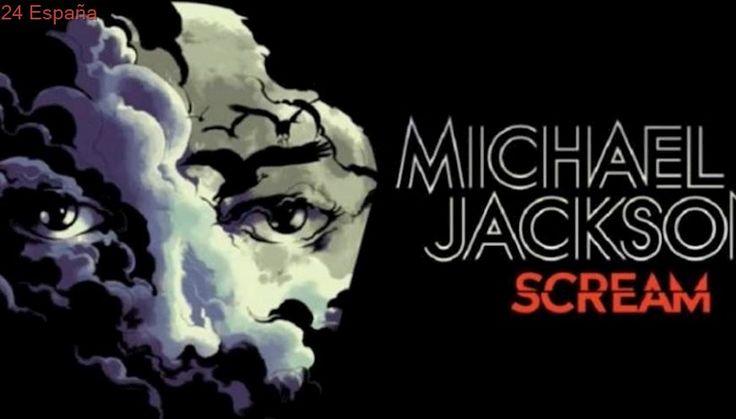 'Scream', una nueva recopilación de canciones de Michael Jackson, a la venta este mes