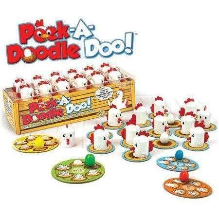 Peek-A-Doodle Doo by Fat Brain Toy Co.