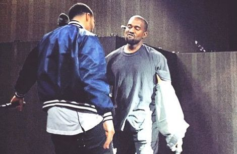 Drake brought out Kanye West to perform together in Chicago