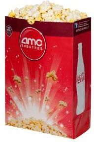 FREE Popcorn at AMC Theaters