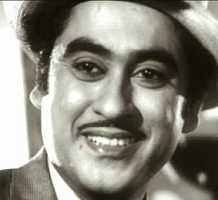 Rajesh's Writings : Kishore Kumar: A Pictorial Biography Part 1