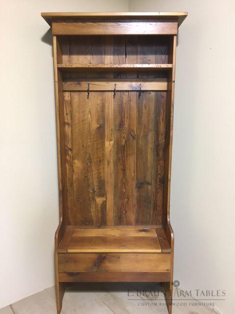 677 Best Reclaimed Barn Wood Furniture By E Braun Farm