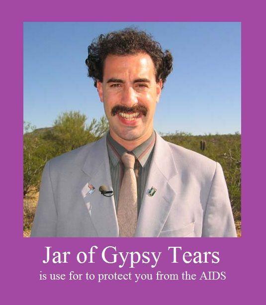 Borat Gypsy Meme 74 best images about B...