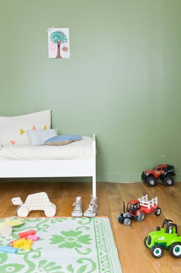 Les 25 meilleures id es de la cat gorie chambres d 39 enfants neutres sur pinterest d cor pour - Reactie peindre une chambre avec couleurs ...