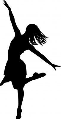 Free Dance Clip Art Images - WallHi.com   Silhouette Cameo ...