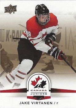 Jake Virtanen Vancouver Canucks