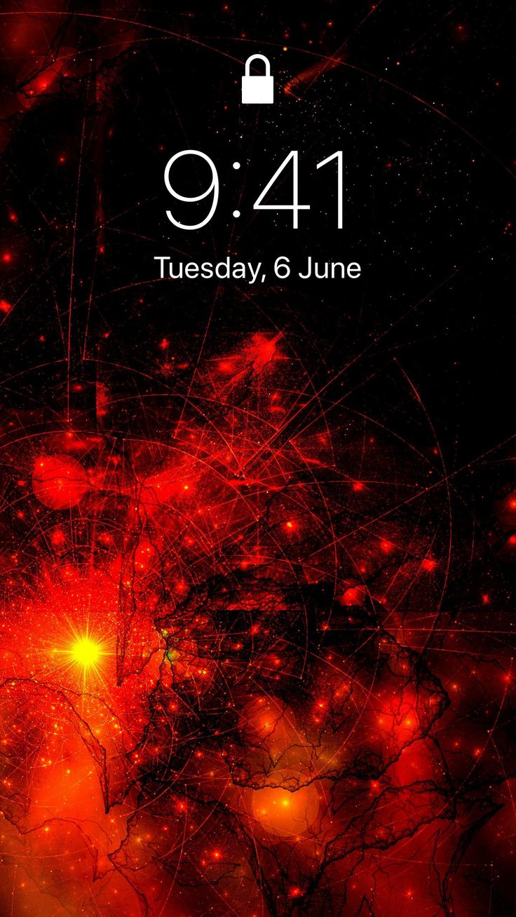 abstraction red black background HD iPhone iPad – Kirito485