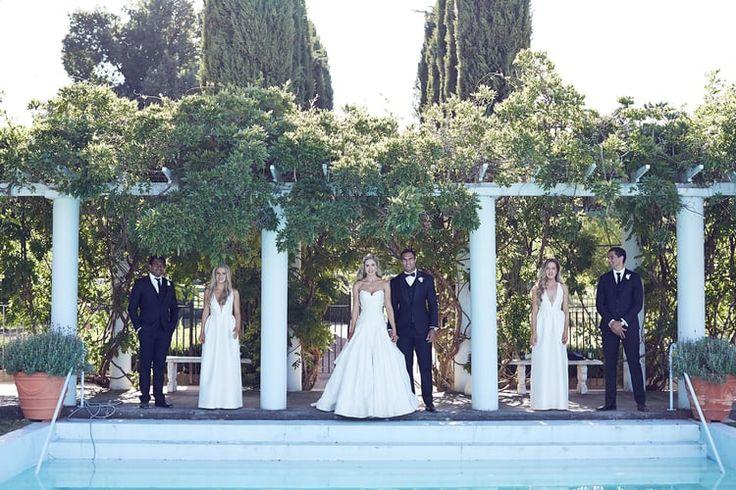 Weddings at Coombe Yarra Valley