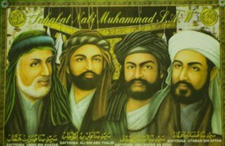SAHABAT NABI MUHAMAD SAW