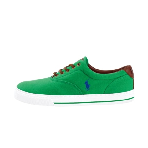 Shop for Mens Vaughn Casual Shoe by Polo Ralph Lauren in Green at Journeys  Shoes.