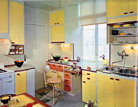Fun to look back - 50/60's kitchen