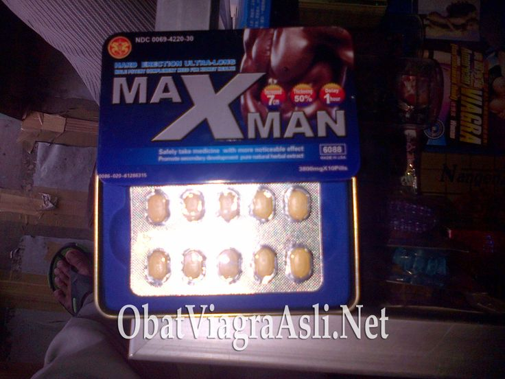 Jual Obat Kuat Maxman 2